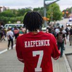 Colin Kaepernick Calls for Abolishing Police