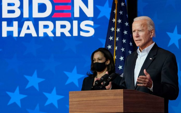 Biden and Harris Claim Capitol Police Were Racist After Officer Dies at Capitol