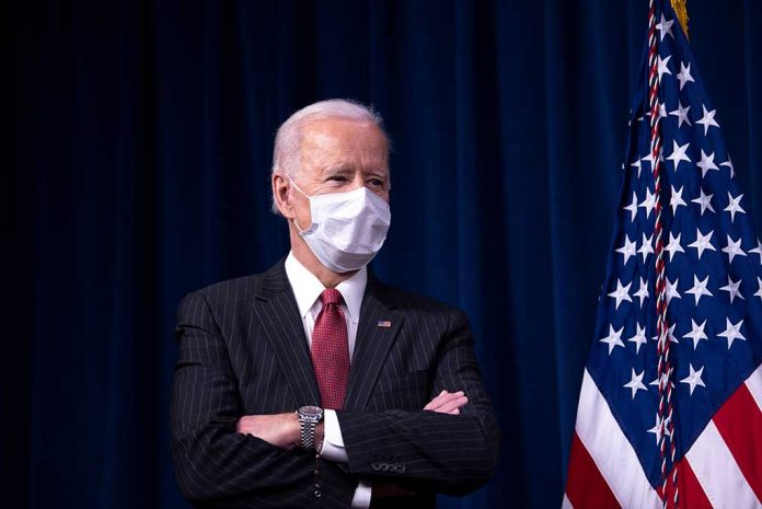 State Governors Blindsided By Biden