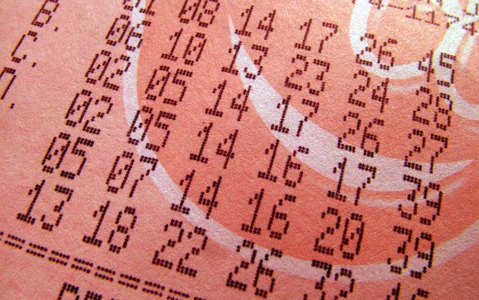 $39-Million Winning Lottery Ticket Mystery