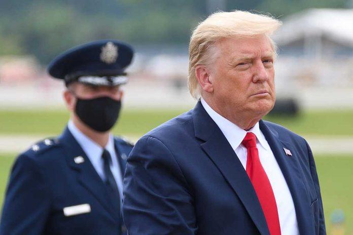 Trump Slams Bill Barr for Fake News
