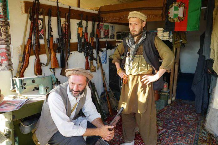Taliban Trolls Big Tech on Free Speech
