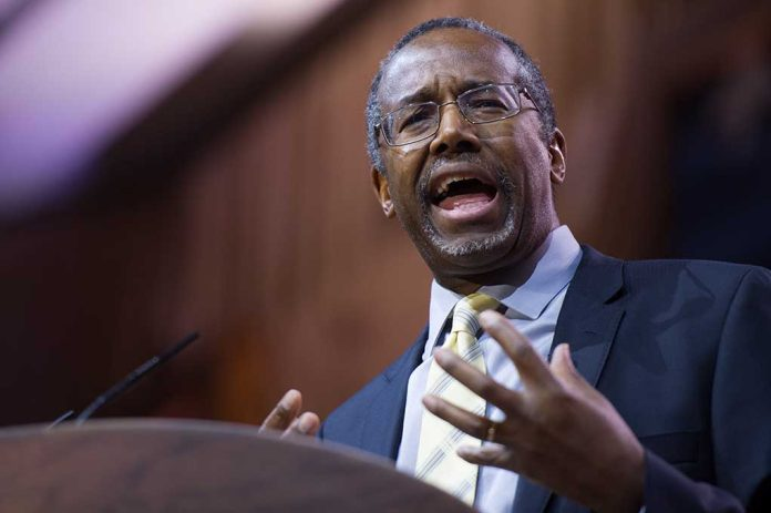 Ben Carson Says CDC's Latest Act Is Illegal
