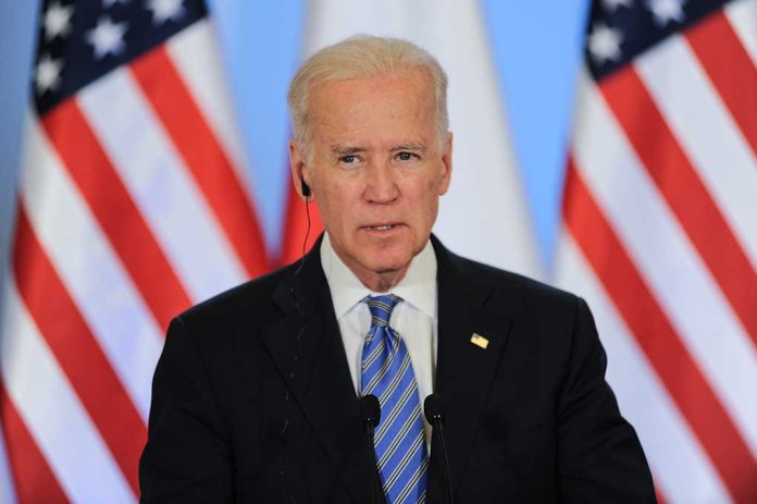 Democrat Congressman Slams Biden's Actions As