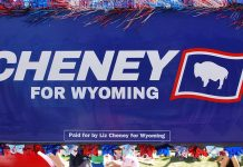 2 Wyoming Counties Consider Liz Cheney OUT of the GOP
