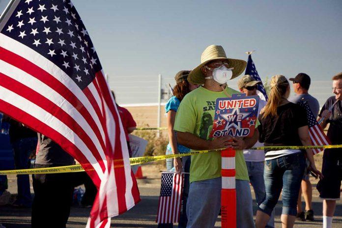 Joe Biden Refuses io Tackle Illegal Immigrants Bringing COVID Into America