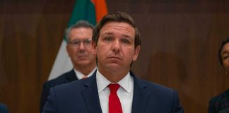 Ron DeSantis Gives Update on Wife's Cancer Diagnosis